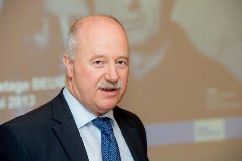 Thomas Wiesmann, hoofd verkoop sorteer- en distributietechniek bij de Beumer Group.